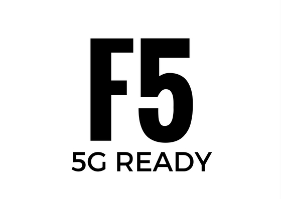 F5 exhibits IoT and 5G-readiness