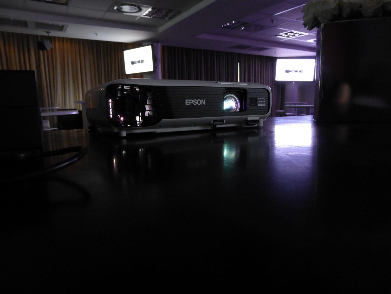 Epson reveals life in 4K