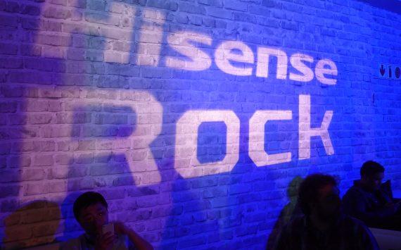 Hisense, ready to rock