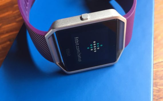 Fitbit's new Blaze hits the ground running