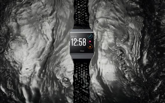Fitbit Ionic, virtually iconic