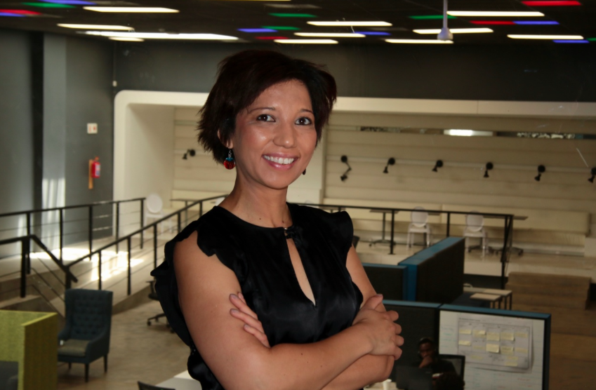 Obama Foundation wants Tshimologong's Lesley Williams