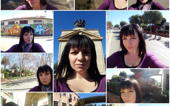 The Sony selfie experiment