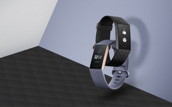 Fitbit launches Charge 3