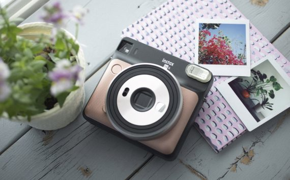 Fujifilm launches instax SQUARE SQ6