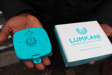 Lumkani – SA start-up combatting shack fires