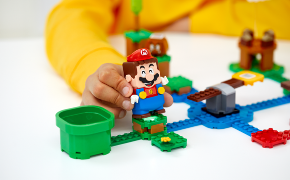 Lego Super Mario Adventures to be released
