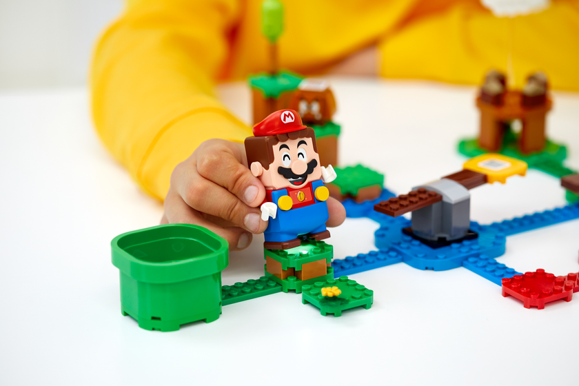 Lego Super Mario Adventures to be released