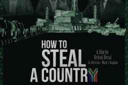 How To Steal A Country on Showmax now