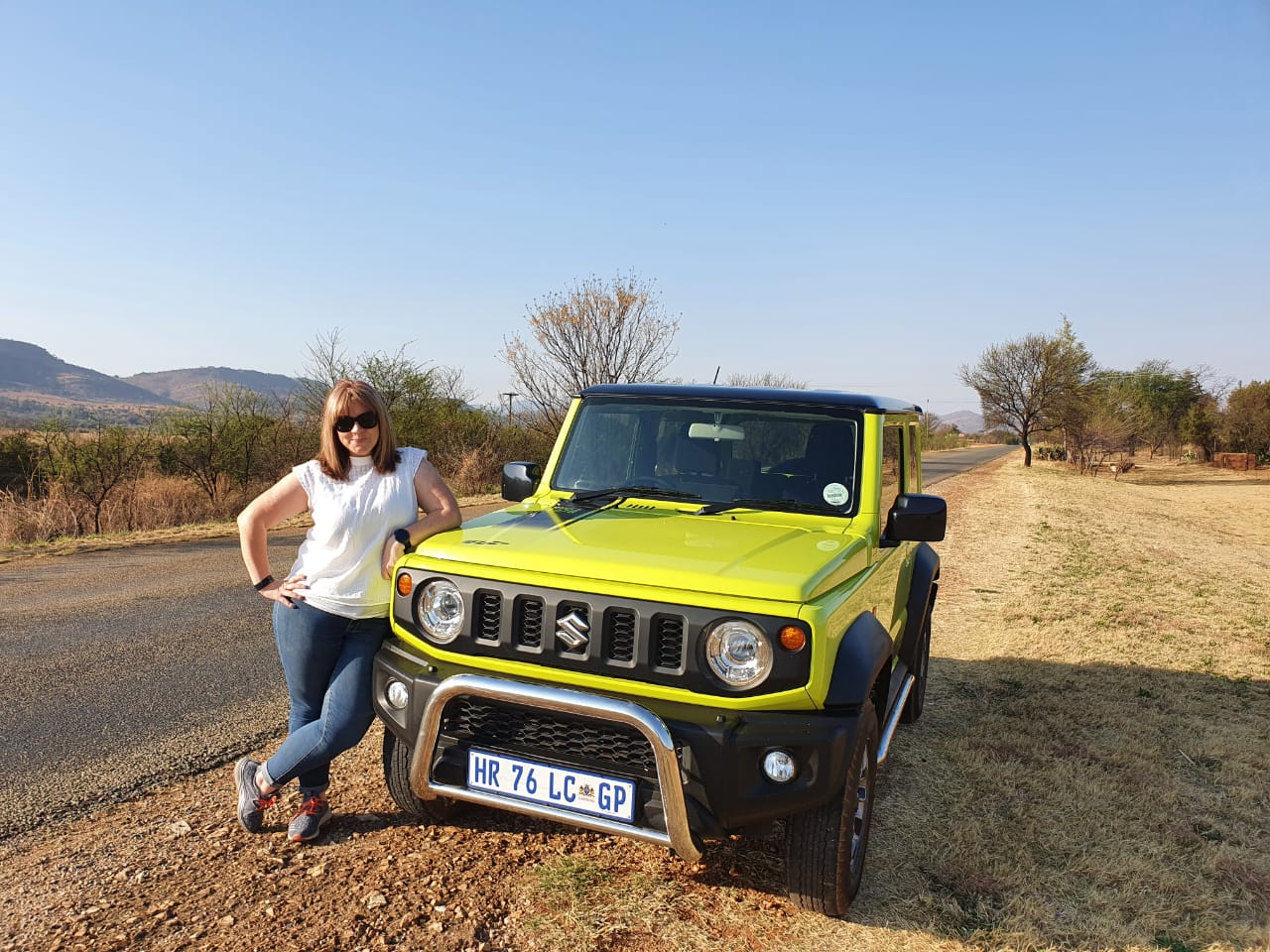 Jimny – more than 4×4