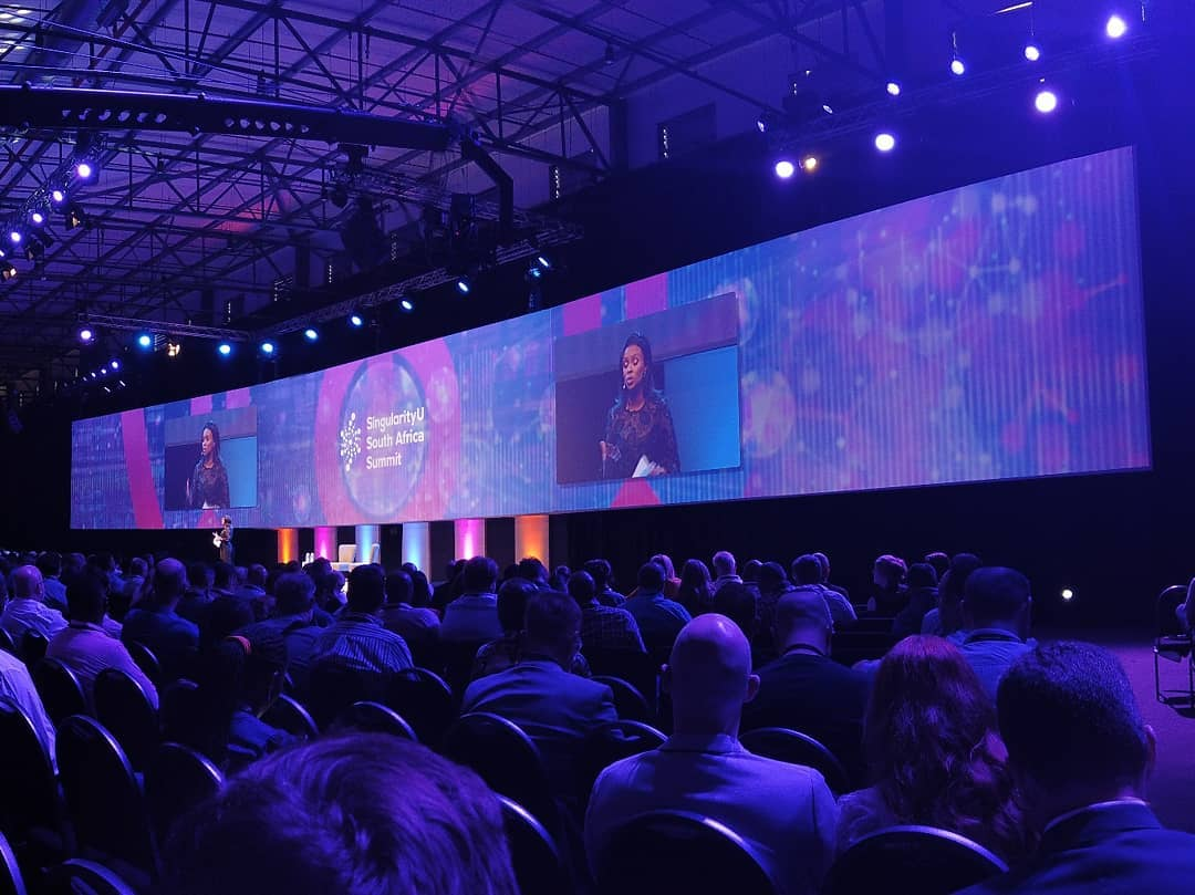 SingularityU South Africa Summit 2020 set to future proof Africa