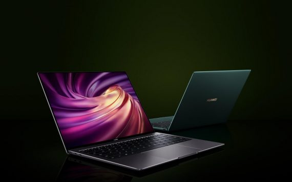 Battery life? No problem on the Huawei Matebook X Pro