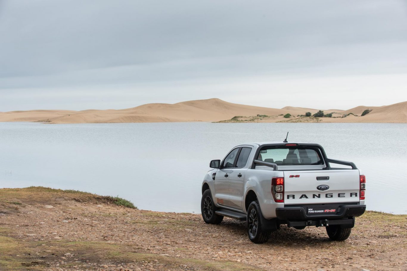 Ranger FX4 adding style, FordPass and connectivity to a pickup