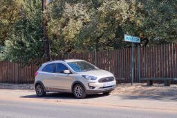 Ford Figo Freestyle Trend – buckle up with the CUV