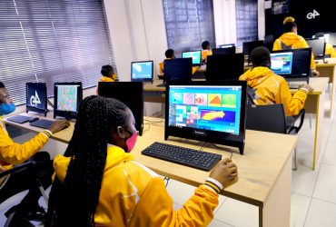 Diepdale Secondary School benefits from e4 computer centre