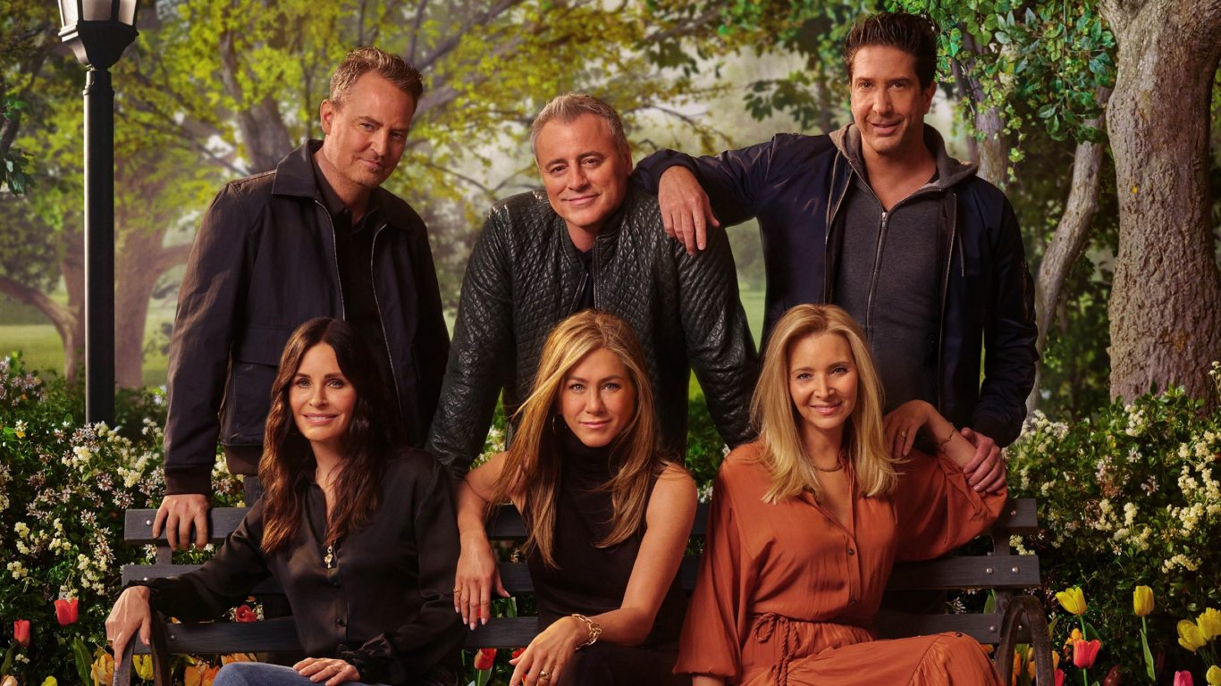 Friends: The Reunion to air locally this week
