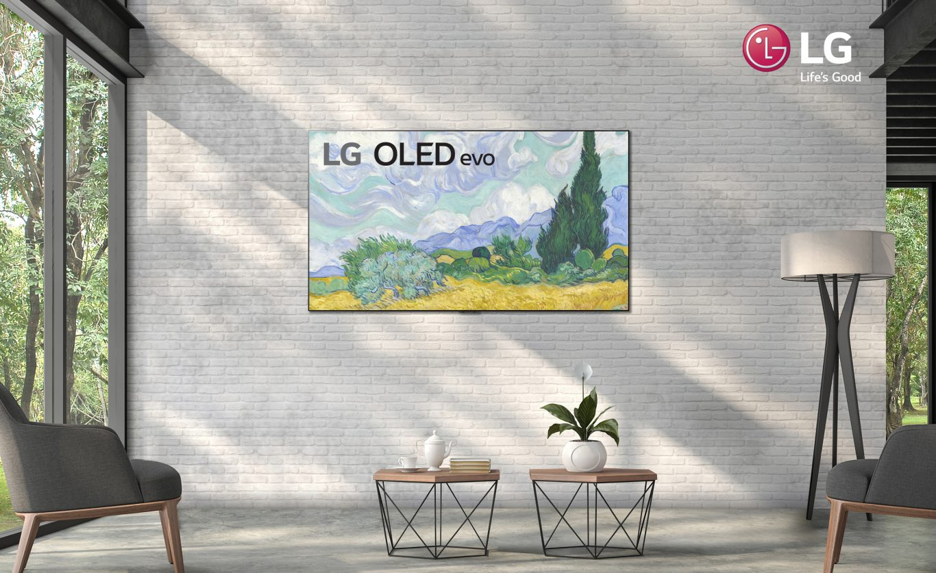 LG OLED line up announced
