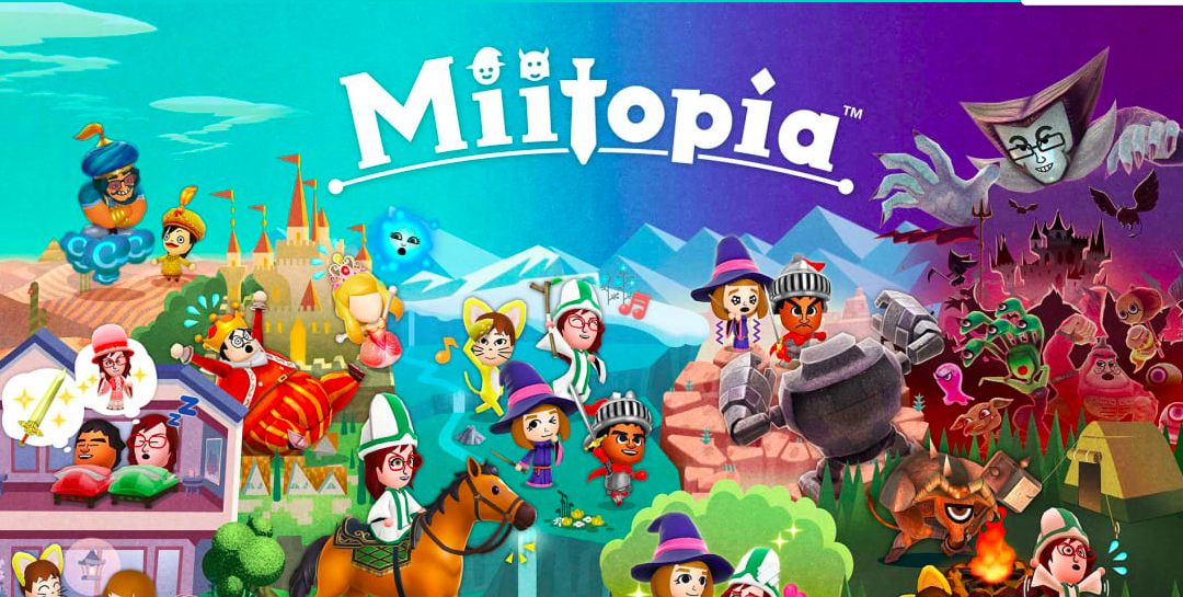Miitopia launches today on Nintendo Switch