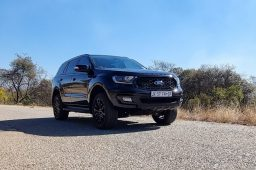 Ford Everest Sport – daring, adventurous and accessible