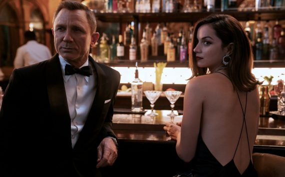 No time to wait/die – new Bond movie in cinemas now