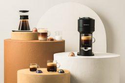 Vertuo is NEXT for Nespresso